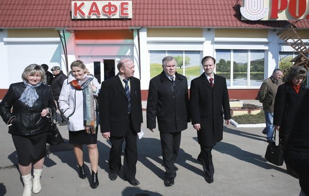 День депутата в Лукском сельсовете