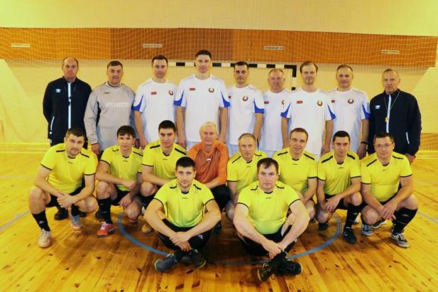 Спортивный тур парламентариев на Рогачевщине