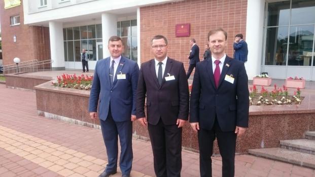 Международный экономический форум «Новые возможности и перспективы сотрудничества» в Ошмянах