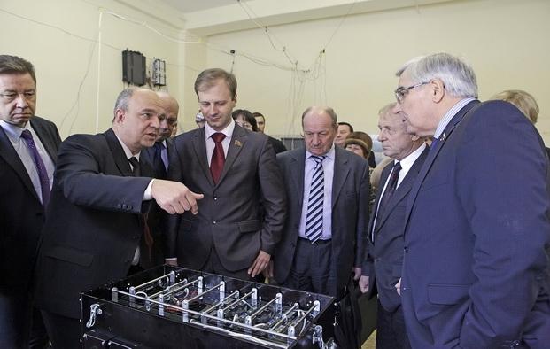 На комиссии Парламентского собрания Беларуси и России