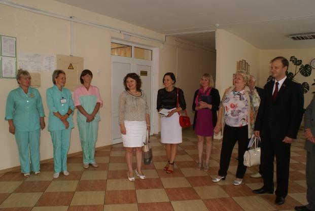 День депутата на территории Зборовского сельского Совета Рогачевского района