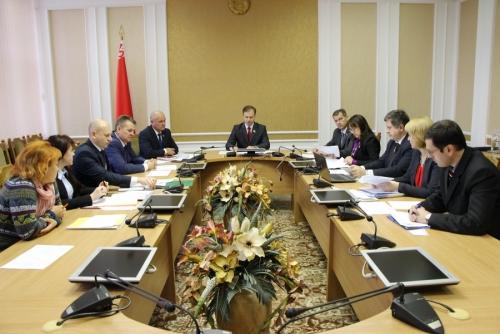 Постоянные комиссии палаты представителей национального собрания республики беларусь